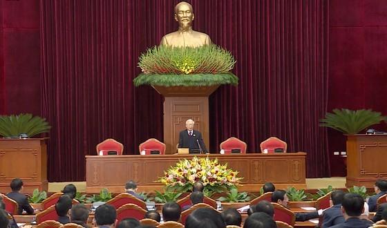 Party General Secretary Nguyen Phu Trong re-elected ảnh 2