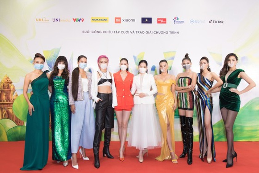 Beauty queens team wins TV reality show promoting domestic tourism ảnh 1