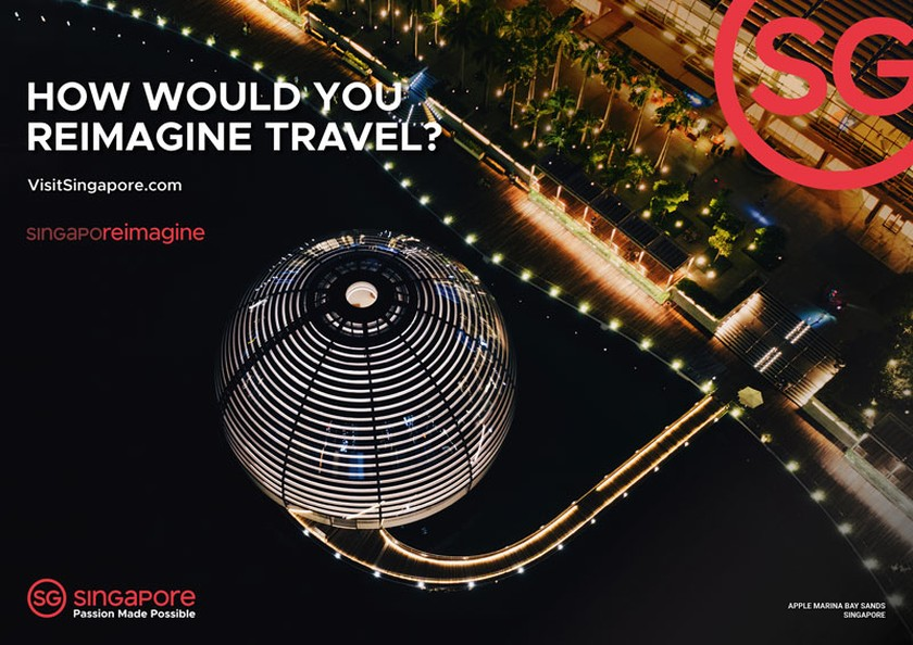 Singapore plans to partner with Vietnamese celebs to reimagine future of travel ảnh 1