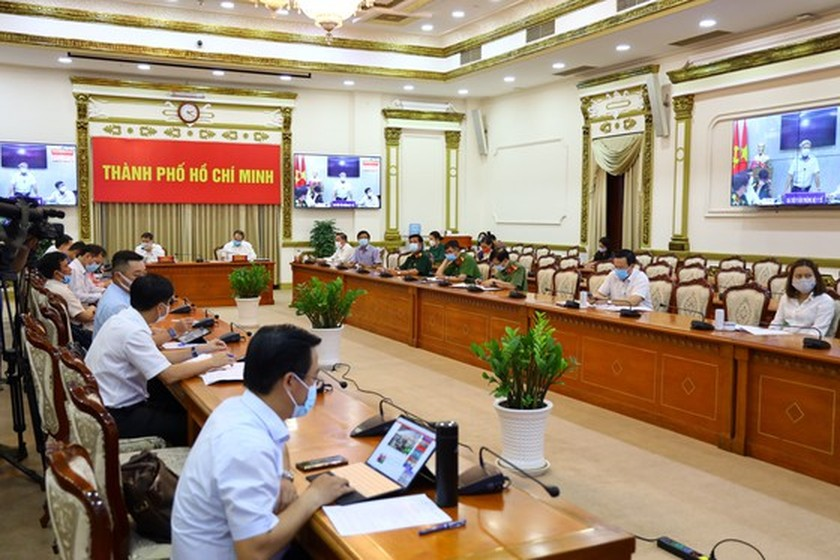 Ministry of Health to provide 30,000 rapid diagnostic tests to HCMC ảnh 1