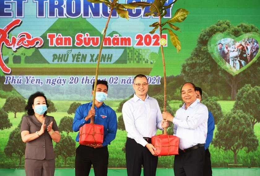 Phu Yen to be listed in country's top tree-covered localities: PM ảnh 4