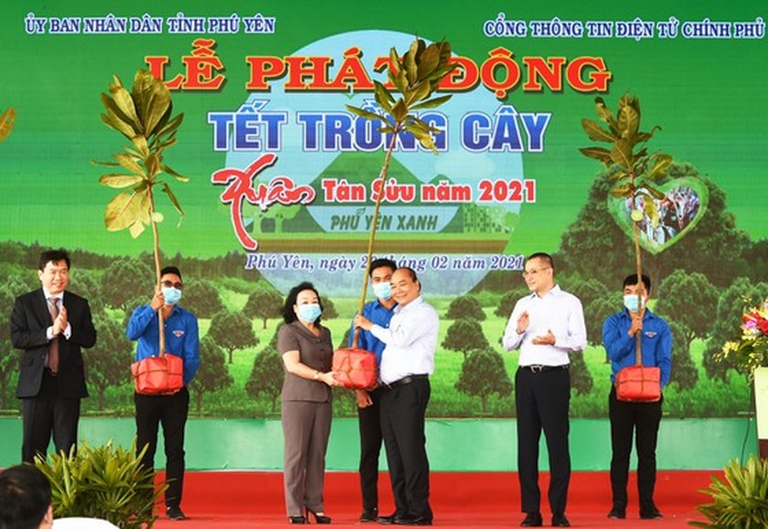 Phu Yen to be listed in country's top tree-covered localities: PM ảnh 5