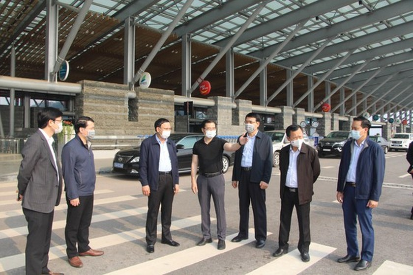 Van Don Int'l Airport prepares to reopen on March 3 ảnh 1
