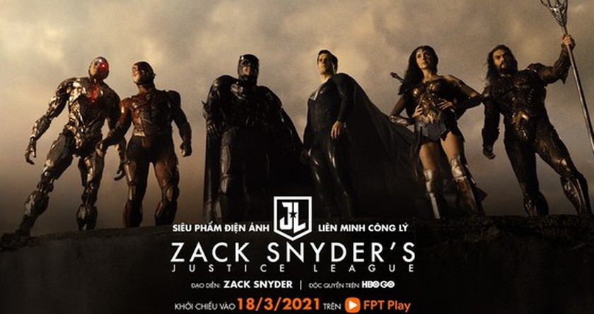 Blockbuster, Justice League to premiere in Vietnam simultaneously with US ảnh 2