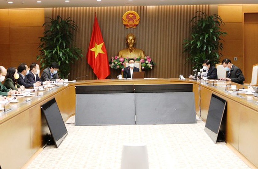 COVID-19 vaccination to begin in Vietnam on March 8 ảnh 1