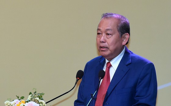 PM hosts int'l development partners on sidelines of Mekong Delta conference ảnh 2