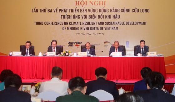 PM hosts int'l development partners on sidelines of Mekong Delta conference ảnh 1