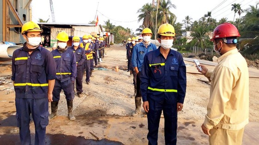 Irigation system in Mekong Delta in a rush to ensure proposed schedule ảnh 2