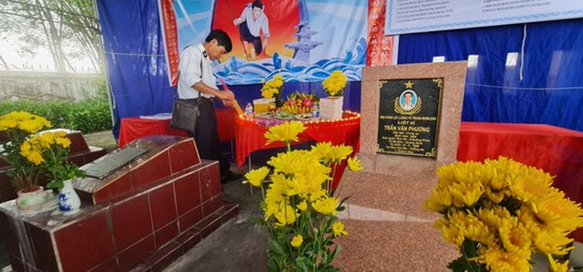 Commemorative ceremonies for Gac Ma naval martyrs held nationwide ảnh 11