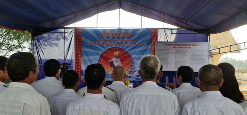 Commemorative ceremonies for Gac Ma naval martyrs held nationwide ảnh 13
