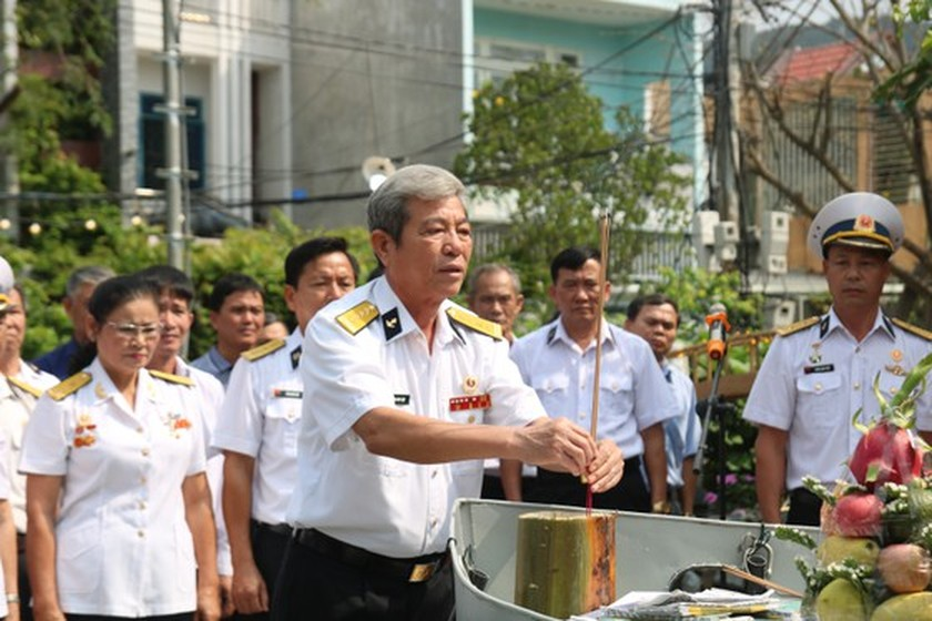 Commemorative ceremonies for Gac Ma naval martyrs held nationwide ảnh 3