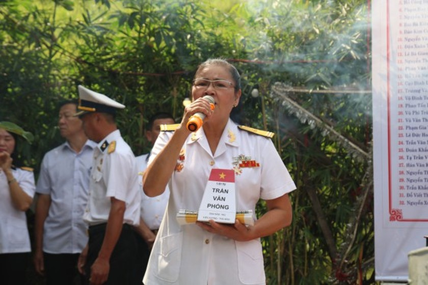 Commemorative ceremonies for Gac Ma naval martyrs held nationwide ảnh 5