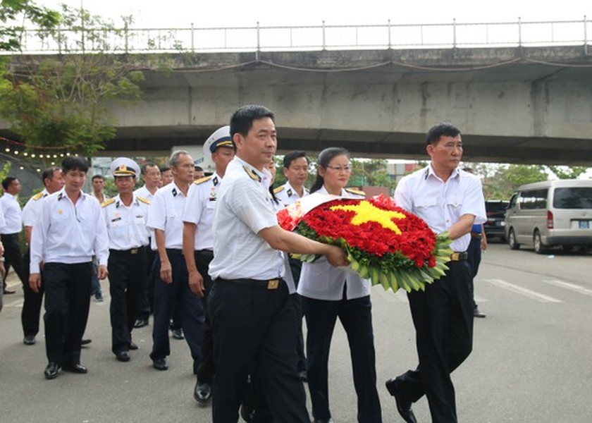 Commemorative ceremonies for Gac Ma naval martyrs held nationwide ảnh 9