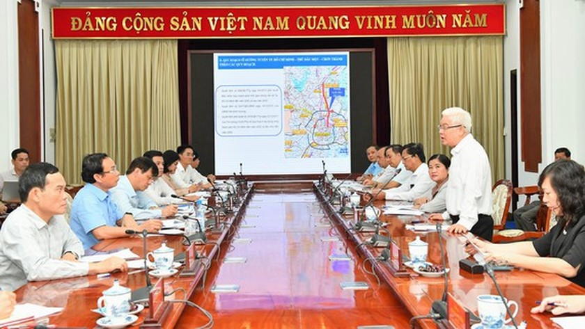 HCMC, Binh Phuoc plan to start steps in implementing trans-provincial expressway ảnh 2