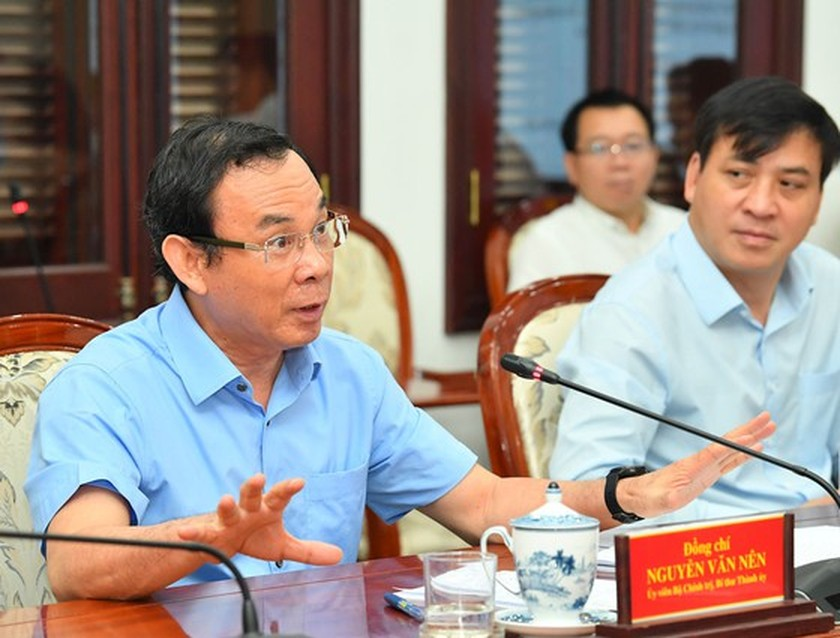 HCMC, Binh Phuoc plan to start steps in implementing trans-provincial expressway ảnh 3