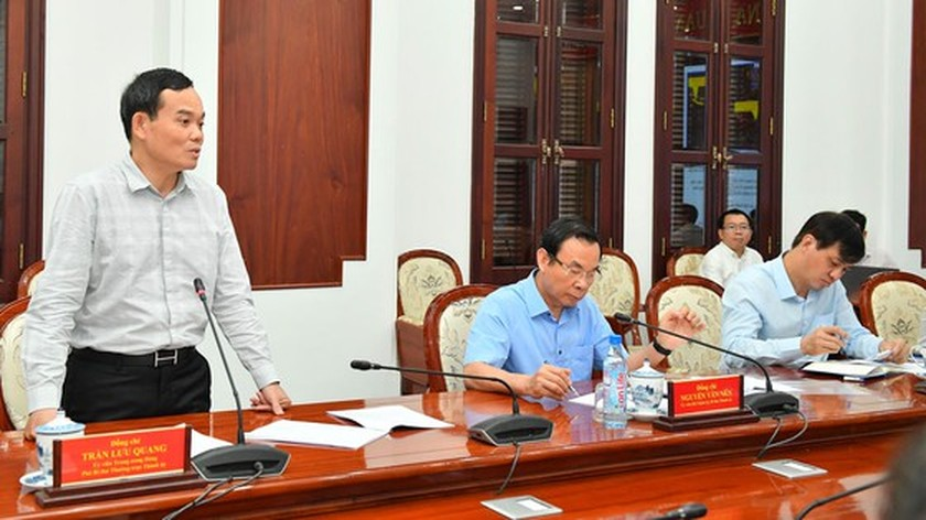 HCMC, Binh Phuoc plan to start steps in implementing trans-provincial expressway ảnh 5