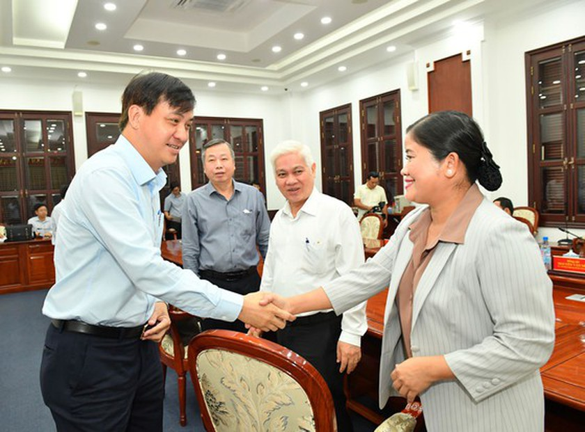 HCMC, Binh Phuoc plan to start steps in implementing trans-provincial expressway ảnh 7