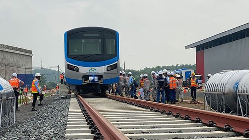 ODA disbursement issues of first metro line project need to be removed ảnh 1