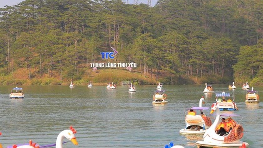 Da Lat City's tourism industry increasingly revived ảnh 3
