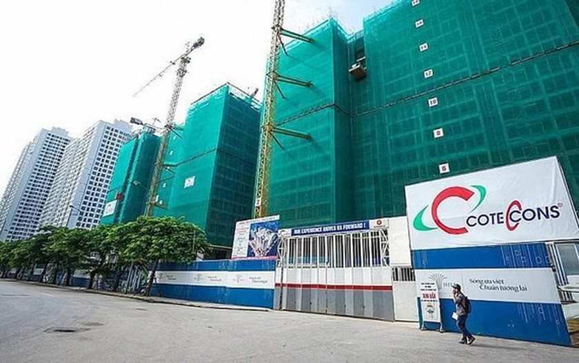 Coteccons JSC faces risk of brand loss ảnh 1