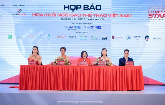 2021 Miss Fitness Star Vietnam firstly starts ảnh 1