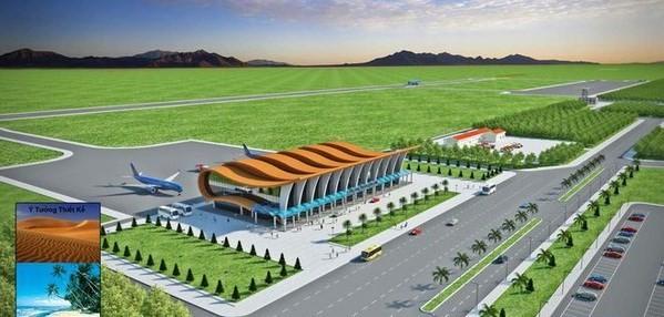 Construction on Phan Thiet Airport begins ảnh 1