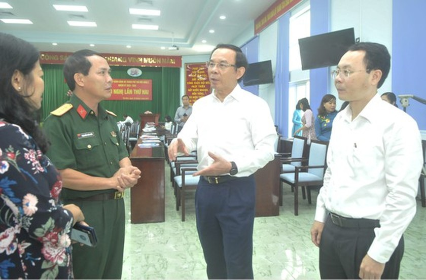 Thu Duc City has to be granted special mechanisms for its adequate conditions ảnh 5