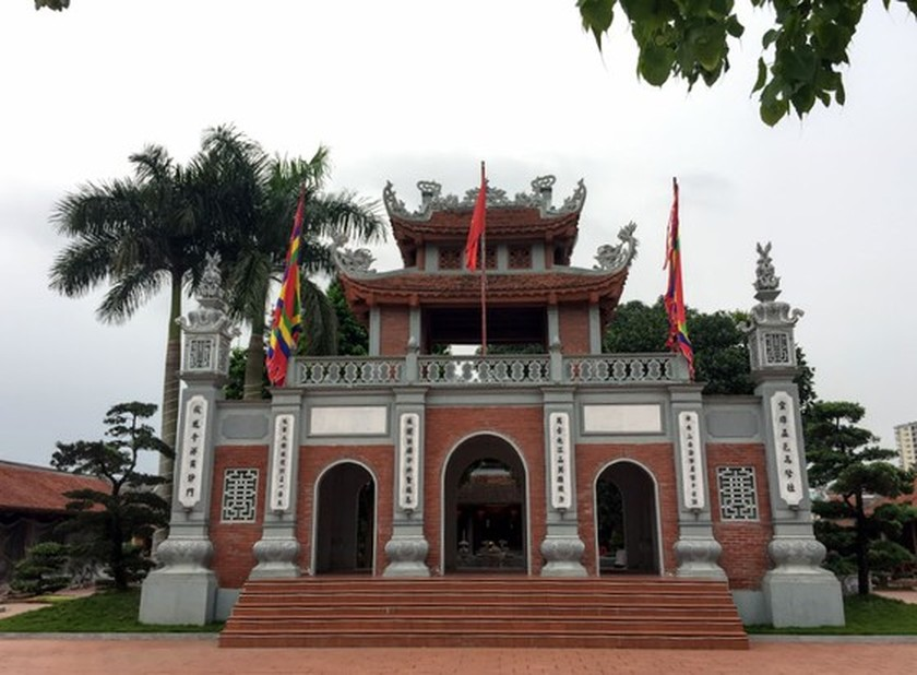 Xa Tac Temple in Quang Ninh recognized as national relic ảnh 1