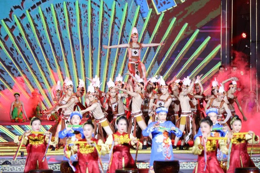 Vietnam Ethnic Groups' Cultural Day 2021 opens ảnh 4