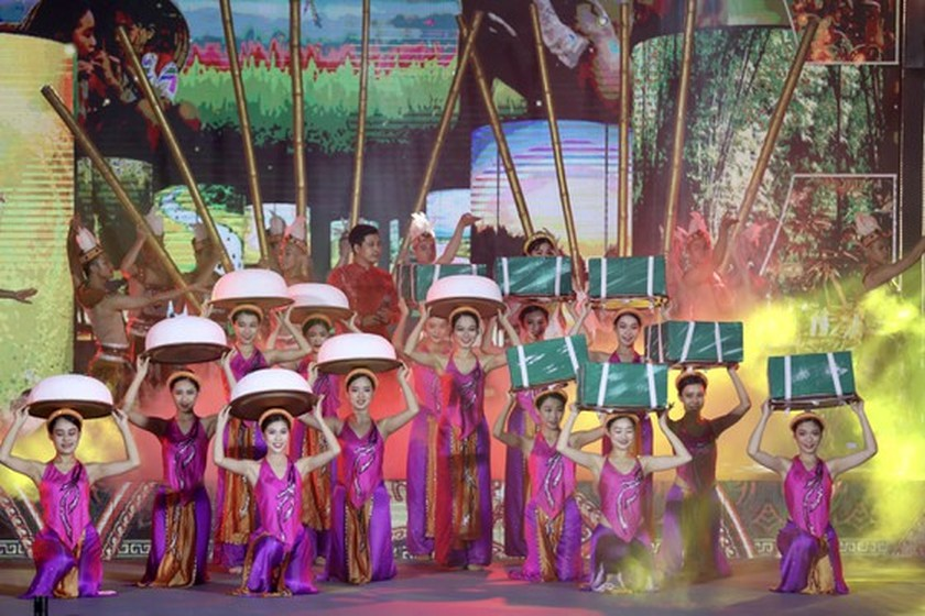 Vietnam Ethnic Groups' Cultural Day 2021 opens ảnh 5