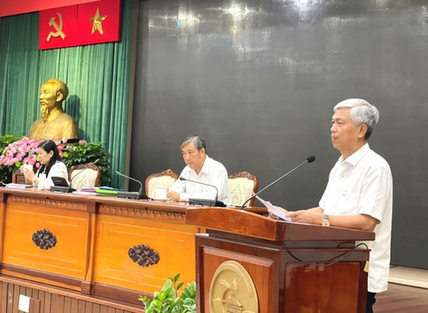 HCMC launches economic census on nearly 295,000 businesses ảnh 1