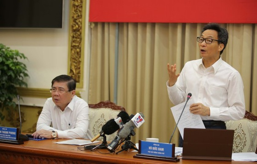 Illegal entry must be severely punished, prosecuted: Deputy PM ảnh 1