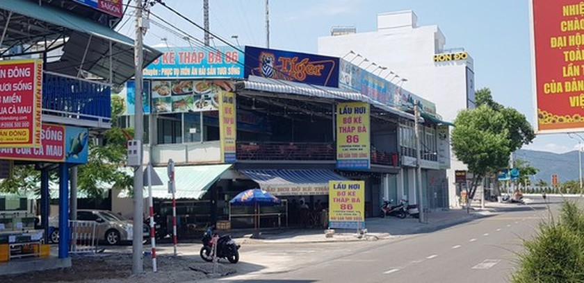 Nha Trang restaurant fined VND13.25 million for administrative violations ảnh 2
