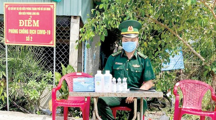 HCMC tightens control over illegal entry by sea ảnh 1