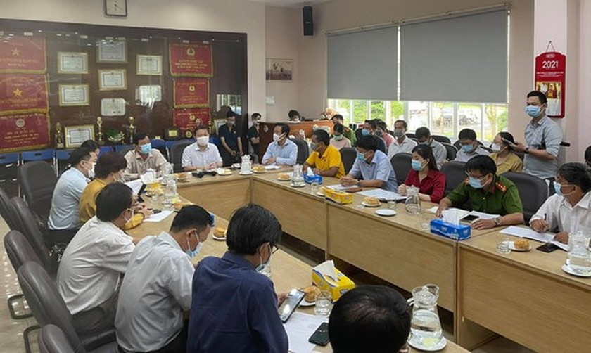 HCMC authorities inspect Covid-19 prevention, control work ảnh 3
