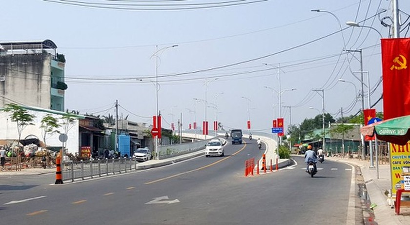 Nha Be District proposes investor to boost construction projects of four bridges ảnh 1