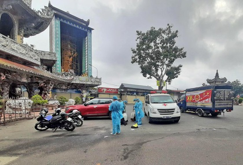 Lam Dong quarantines 179 people, announces places visited by Covid-19 case ảnh 1
