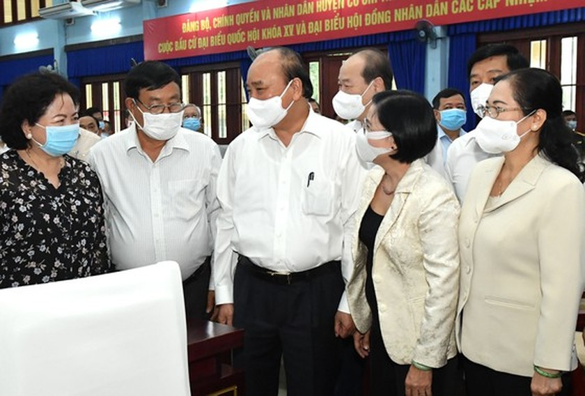 Calling for leading investors to pour capital into Cu Chi, Hoc Mon districts: St ảnh 3