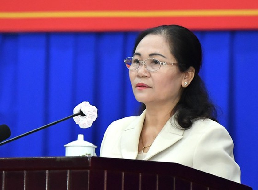 Calling for leading investors to pour capital into Cu Chi, Hoc Mon districts: St ảnh 5