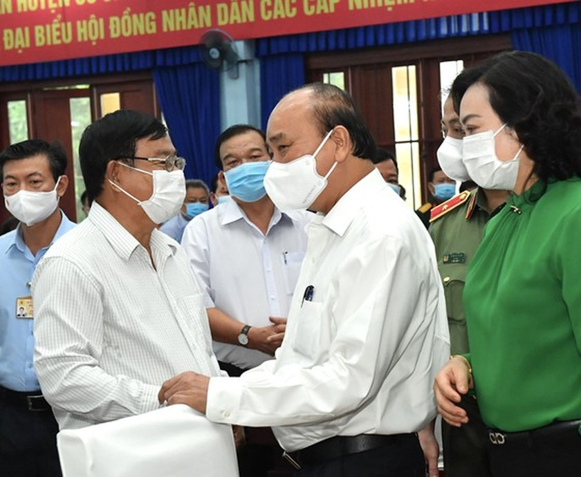 Calling for leading investors to pour capital into Cu Chi, Hoc Mon districts: St ảnh 8