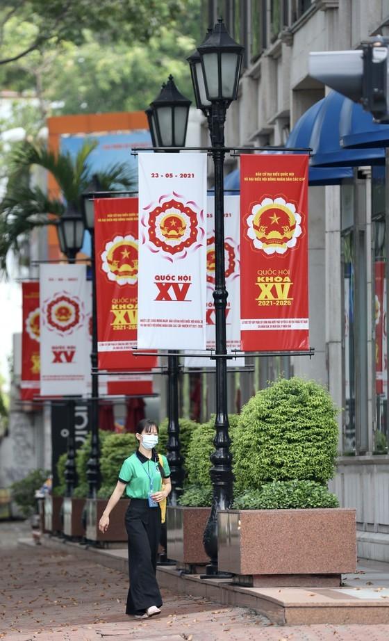 National Assembly, People's Council deputy election begins across city ảnh 3