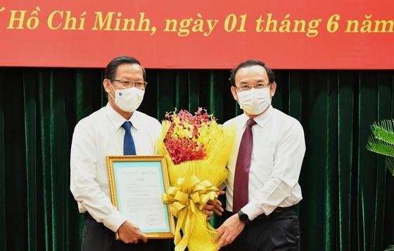 HCMC gets new Party Committee's Standing Deputy Secretary ảnh 4