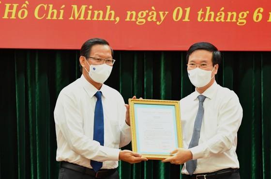 HCMC gets new Party Committee's Standing Deputy Secretary ảnh 2