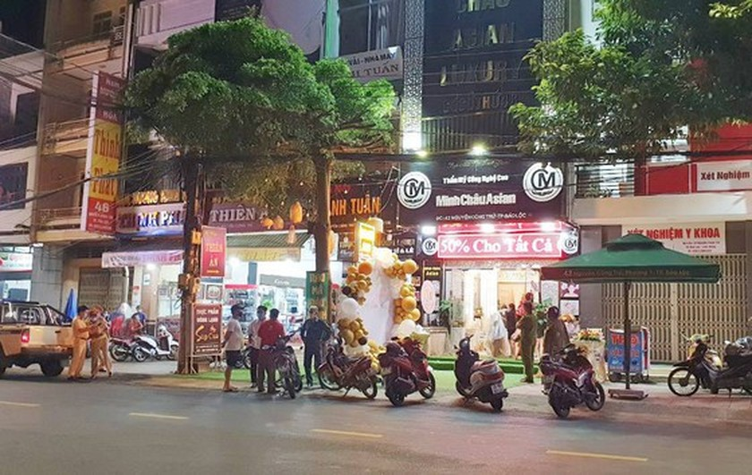 Lam Dong revokes beauty spa's business license for violating Covid-19 rules ảnh 2