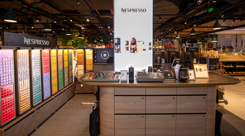 First ever Nespresso boutiques open in HCMC ảnh 1