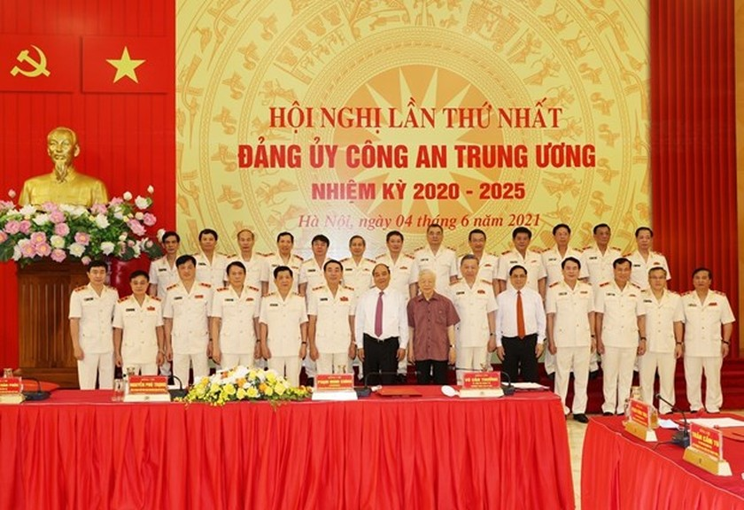 Politburo's appointment of Central Public Security Party Committee announced ảnh 2