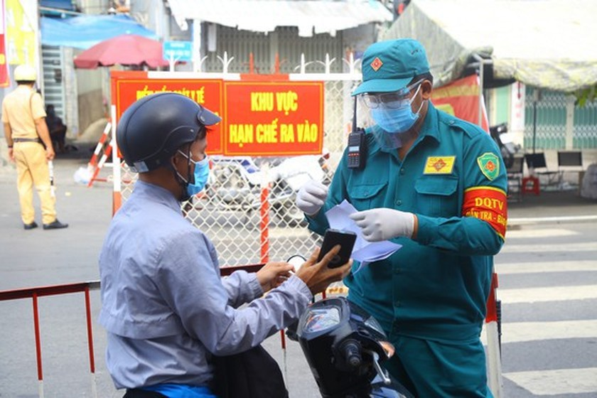 Taking advantage of 15-day social distancing to limit the spread of virus: HCMC  ảnh 1