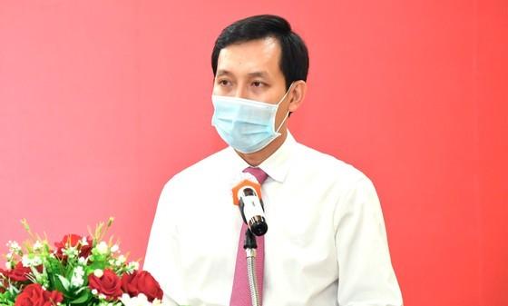 Saigon Co.op gets news Party Secretary ảnh 3