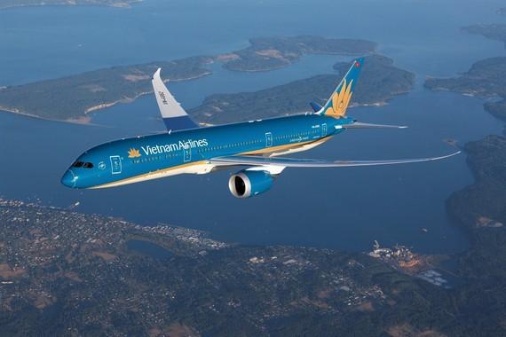 Int'l flights resumed to limited destinations amid pandemic ảnh 1