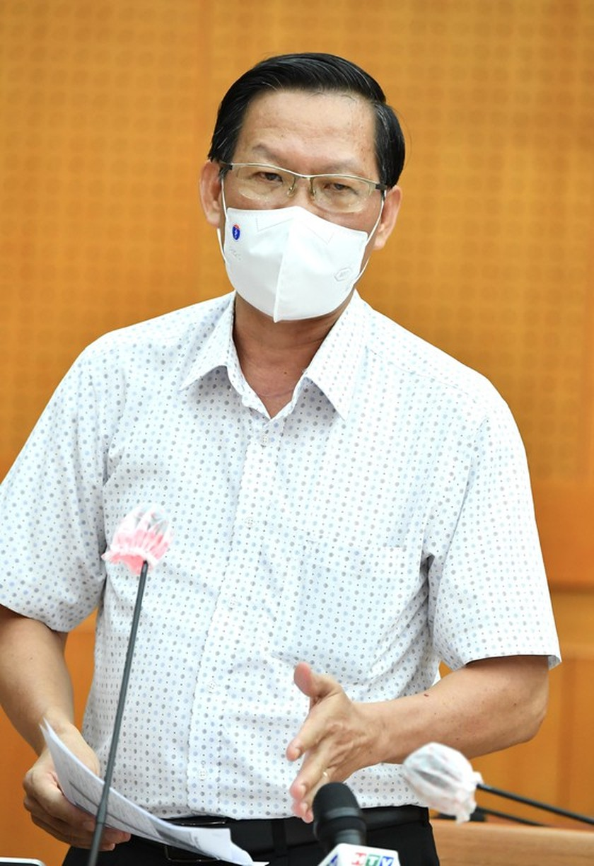 HCMC to take more drastic actions in remaining week of social distancing order ảnh 3